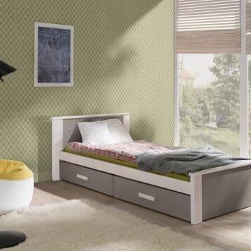 Kinderbett 90x200 cm Trüffel Andreas